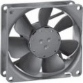 Compact Axial Fan series 8000A Diameter 80x80x38 mm