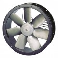 Cylindrical axial fans TCB