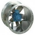 Axial fans coffered TGT
