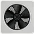 Axial fan papst W 380V ErP