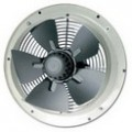 Axial wall fans HRE