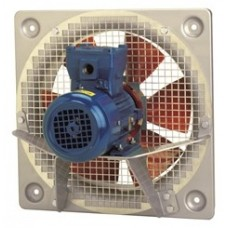 Atex Axial Fan HDT/6-400 EXDIIBT4 230/400V