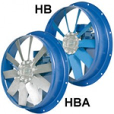 HB 50 M4 3/4 Smoke exhaust Axial Fan