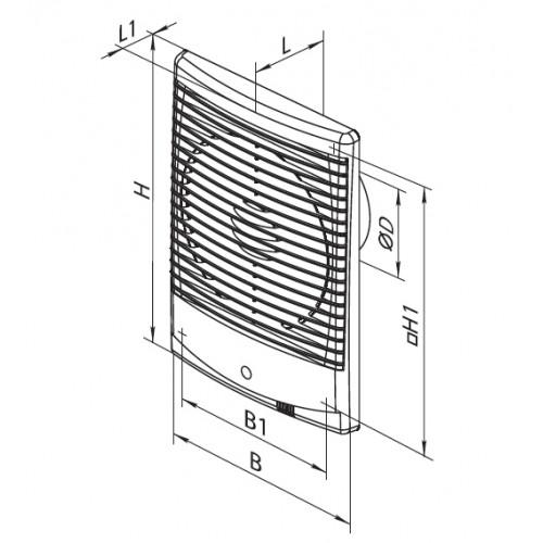Commercial Ventilation Fans