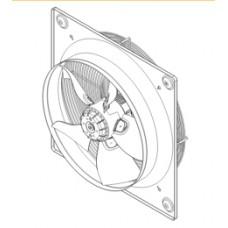 Axial Fan HXBR/4-315