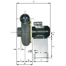 STORM 12 400V 1400 RPM