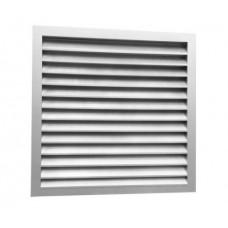 Outdoor grid wit wire mesh 200x200mm